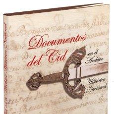 Libri: DOCUMENTOS DEL CID. Lote 270684498