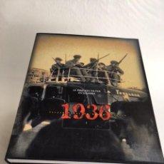 Libros: COLECCIÓN 1936 GUERRA CIVIL EN EUSKAL HERRIA. Lote 272780073