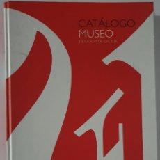 Libros: MUSEO DE LA VOZ DE GALICIA. CATALOGO 2005. MUY ILUSTRADO. Lote 275612563