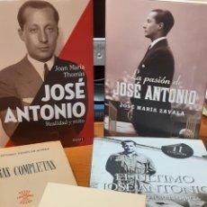 Libros: JOSE ANTONIO PRIMO DE RIVERA. LOTE DE LIBROS Y OBRAS. Lote 277023553