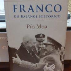 Libros: FRANCO, PIO MOA, RAZA. Lote 277025833