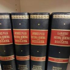Libros: HISTORIA GENERAL DE BIZKAIA 3 APÉNDICES Y EPILOGO. Lote 277436938