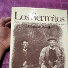 Libros: LOS SERREÑOS. Lote 277518523