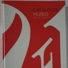 Libros: MUSEO DE LA VOZ DE GALICIA. CATALOGO 2005. MUY ILUSTRADO. Lote 277662783