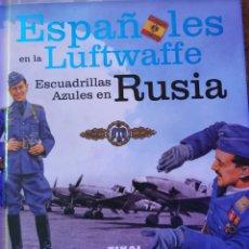 Libros: LIBRO ESPAÑOLES EN LA LUFTWAFFE. Lote 278577758