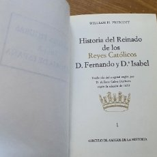 Libros: COLECCION 3 LIBROS SOBRE REYES CATÓLICOS. Lote 278580743