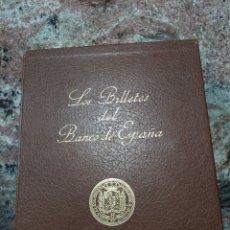 Libros: LIBRO LOS BILLETES DEL BANCO DE ESPAÑA. Lote 278640678