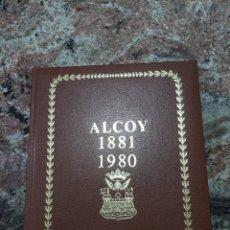 Libros: LIBRO ALCOY 1881 1980. Lote 278640763