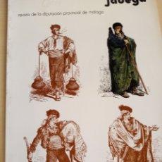 Libros: JABEGA. Lote 281773643