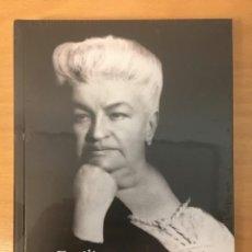 Libri: CATÁLOGO EXPOSICIÓN EMILIA PARDO BAZÁN. EL RETO DE LA MODERNIDAD.. Lote 293762428