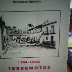 Libros: TERREMOTOS EN VÉLEZ MÁLAGA 1884_1886. Lote 282947603