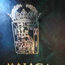 Libros: MALAGA(5 VOLUMEN). Lote 282953028