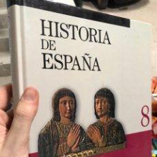 Libros: HISTORIA DE ESPAÑA - LOS REYES CATOLICOS - TAPA DURA. Lote 284635528