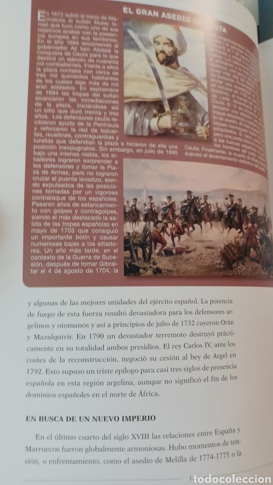 Libros: 1921.El Desastre de Annual - Foto 3 - 286825013