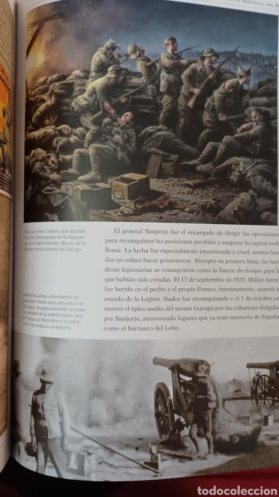 Libros: 1921.El Desastre de Annual - Foto 6 - 286825013