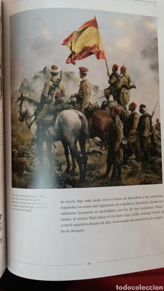 Libros: 1921.El Desastre de Annual - Foto 7 - 286825013