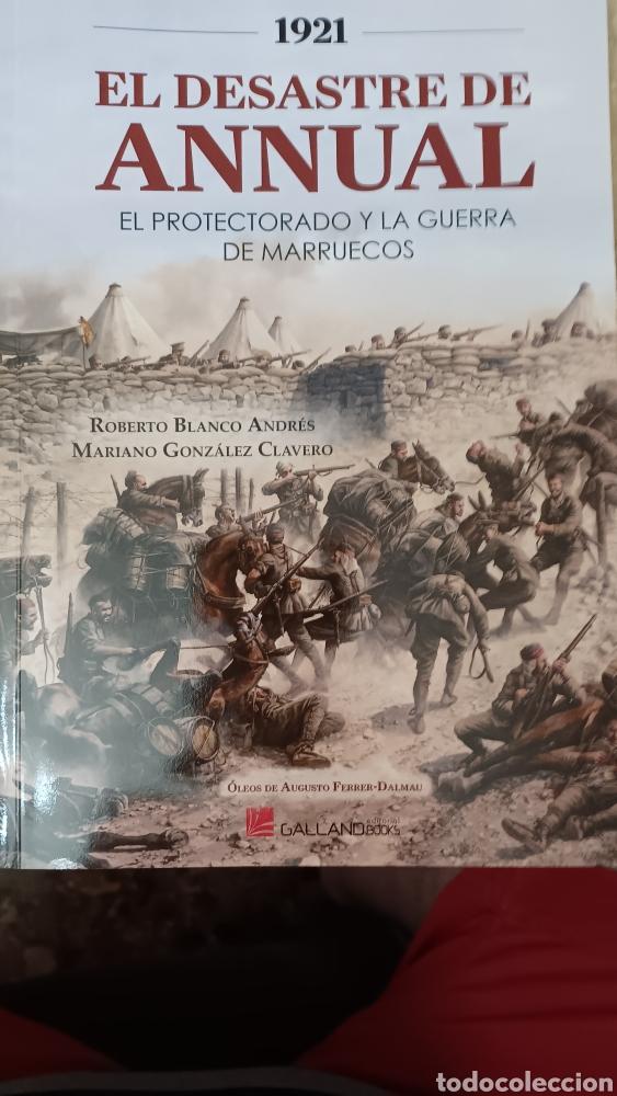 1921.EL DESASTRE DE ANNUAL (Libros Nuevos - Historia - Historia de España)