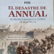 Libros: 1921.EL DESASTRE DE ANNUAL. Lote 286825013