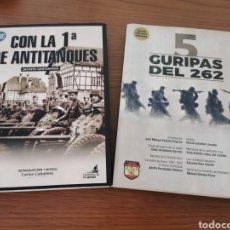 Libri: LOTE 2 LIBROS DIVISION AZUL. Lote 287878858