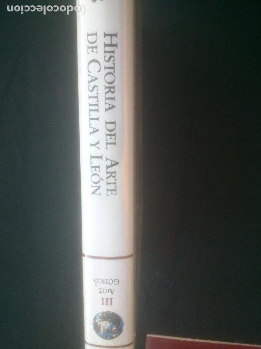 Libros: HISTORIA DEL ARTE DE CASTILLA Y LEON, TOMO III, ARTE GOTICO, AMBITO, 1994 - Foto 3 - 288412113