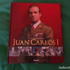 Libros: ATLAS ILUSTRADO DE JUAN CARLOS I -SUSAETA. Lote 289632198
