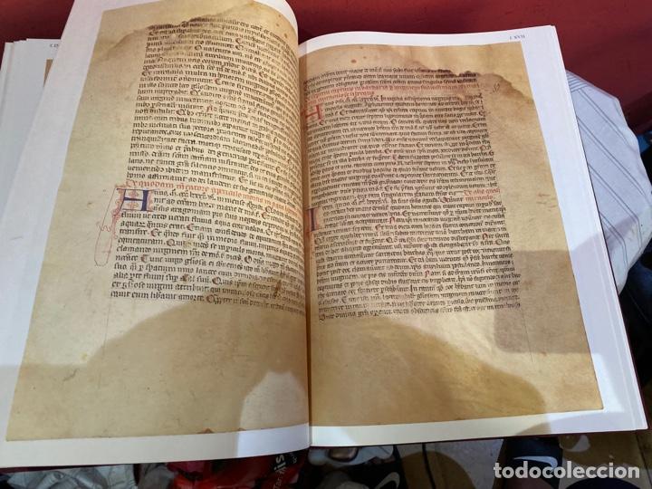 Libros: Llibre Vermell de Montserrat, edició facsímil parcial del manuscrit núm. 1 1989 Abadia Montserrat - Foto 15 - 289700738
