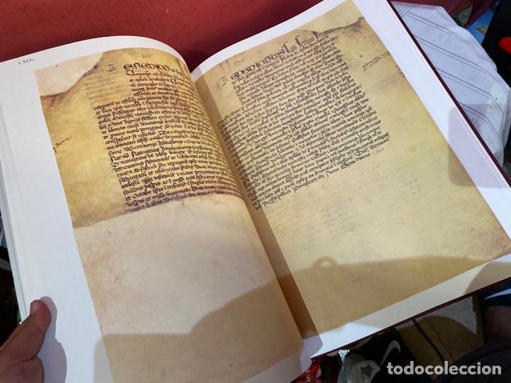 Libros: Llibre Vermell de Montserrat, edició facsímil parcial del manuscrit núm. 1 1989 Abadia Montserrat - Foto 16 - 289700738