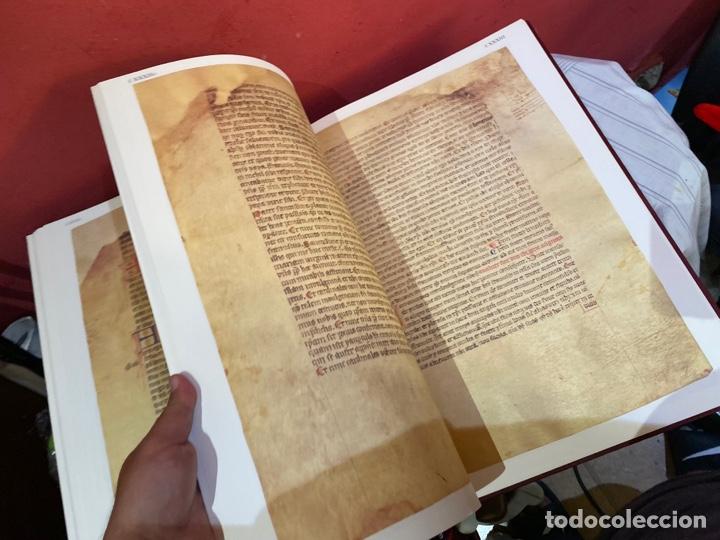 Libros: Llibre Vermell de Montserrat, edició facsímil parcial del manuscrit núm. 1 1989 Abadia Montserrat - Foto 17 - 289700738