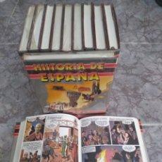 Libros: HISTORIA DE ESPAÑA ( EN COMICS). Lote 296062488