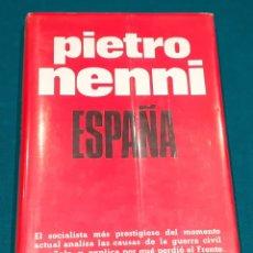 Libros: ESPAÑA DE PIETRO NENNI. Lote 296724313