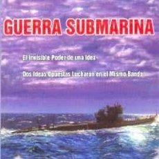 Livres: GUERRA SUBMARINA POR SALVADOR BORREGO, GASTOS DE ENVIO GRATIS SUBMARINOS. Lote 196043671