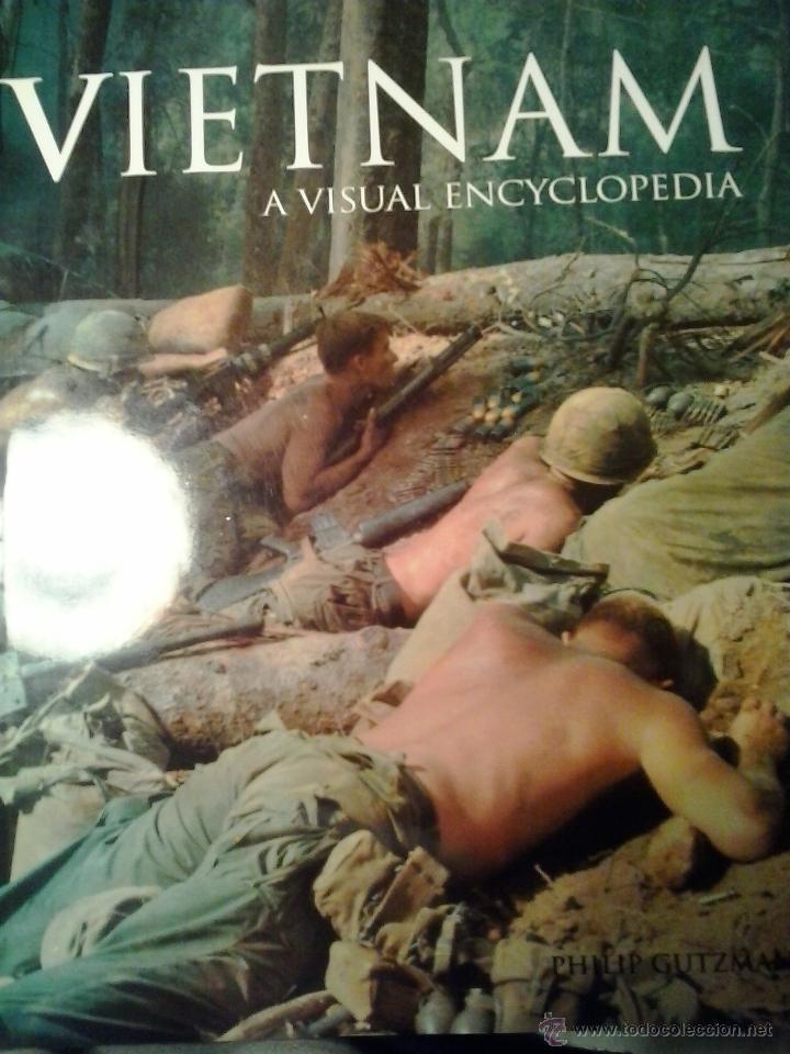 VIETNAM-LIBRO DE GUERRA DE VIETNAM (Libros Nuevos - Historia - Historia Moderna)