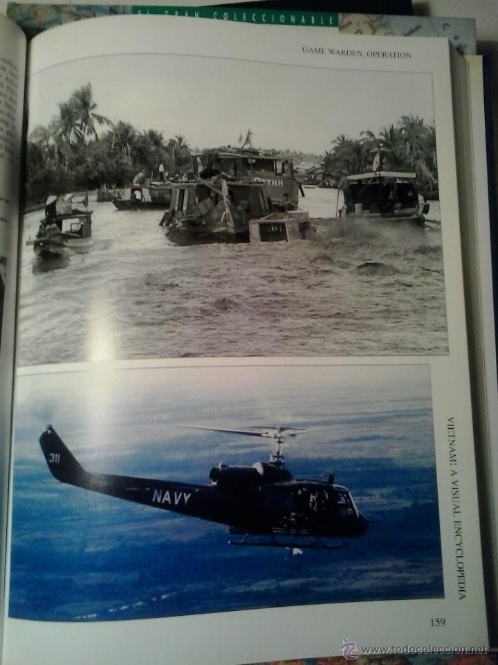 Libros: VIETNAM-LIBRO DE GUERRA DE VIETNAM - Foto 2 - 48161452