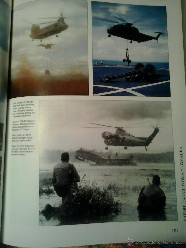 Libros: VIETNAM-LIBRO DE GUERRA DE VIETNAM - Foto 3 - 48161452