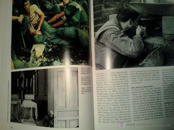 Libros: VIETNAM-LIBRO DE GUERRA DE VIETNAM - Foto 4 - 48161452