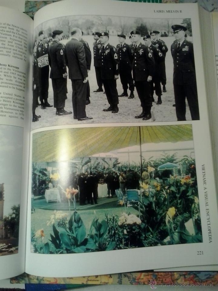 Libros: VIETNAM-LIBRO DE GUERRA DE VIETNAM - Foto 5 - 48161452