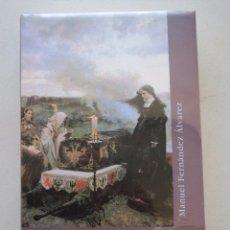 Libri: JUANA LA LOCA, LA CAUTIVA DE TORDESILLAS - MANUEL FDEZ. ALVAREZ - CIRCULO DE LECTORES - PRECINTADO.. Lote 54595771