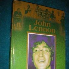 Libros: LIBRO (AÑO 2000/TAPA DURA/167 PAGS.) / MÚSICA. JOHN LENNON (THE BEATLES). DESCATALOGADO. PRECINTADO.. Lote 54615288