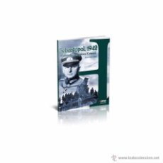 Libri: HRM EDICIONES - SEBASTOPOL, 1942 MANSTEIN CONQUISTA CRIMEA. Lote 54705986