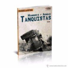 Libros: HRM EDICIONES - HOMBRES Y ARMAS. TANQUISTAS. Lote 57849429