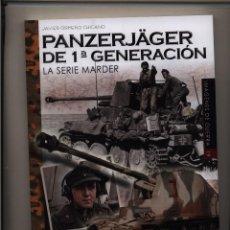 Libros: PANZERJAGER DE 1ª GENERACION LA SERIE MARDER JAVIER ORMEÑO ALMENA 2017 GASTOS DE ENVIO GRATIS. Lote 90800780