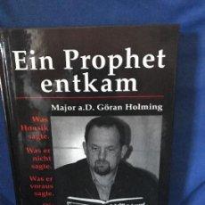 Libros: EIN PROPHET ENTKAM GERD HONSIK. Lote 91280950