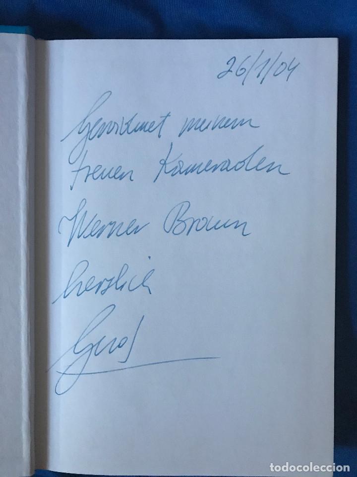 Libros: DER JUDEN III. REICH? CON AUTOGRAFO DE GERD HONSIK - Foto 3 - 91283720