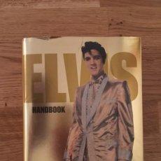 Libros: ELVIS HANDBOOK- TARA MCADAMS. Lote 91859485