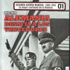 Libros: 1919-1939. ALEMANIA DESAFÍA A LOS VENCEDORES. ESTREPITOSO FRACASO DEL TRATADO DE VERSALLES. VV.AA. . Lote 99854519