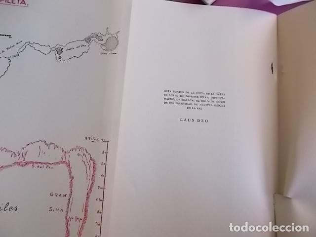 Libros: LIBRO INTERESANTE LA CUEVA DE LA PILETA / MONUMENTO NACIONAL SIMEON JIMENEZ REINA / 1958/ TIRADA - Foto 7 - 103195587