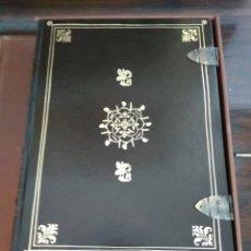 Libros: ORDENANZAS DEL COLEGIO IMPERIAL DE NIÑOS HUÉRFANOS DE SAN VICENTE FERRER. FACSÍMIL NUMERADO.. Lote 106562230