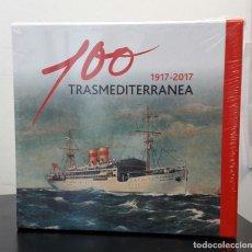 Libros: TRASMEDITERRÁNEA 100 AÑOS 1917-2017 BARCO, BUQUE TRASANTLÁNTICO, NAVAL MARINA MERCANTE. Lote 115470999
