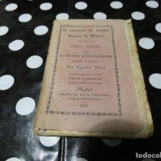 Libros: 4 CUADERNOS CONGRESO VERONA 1839: TOMO 1- II Y III, TOMO 2-I Y III- UNO SIN SOBRECUBIERTA, AÑO 1839. Lote 117705211