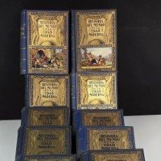 Libros: HISTORIA DEL MUNDO EN LA EDAD MODERNA. 11 TOMOS. EDUARDO IBARRO RODRÍGUEZ. 1940/1942.. Lote 117738779